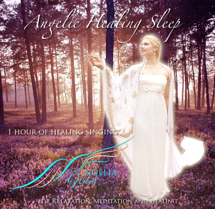 Angelic Healing Sleep by Angèlia Grace