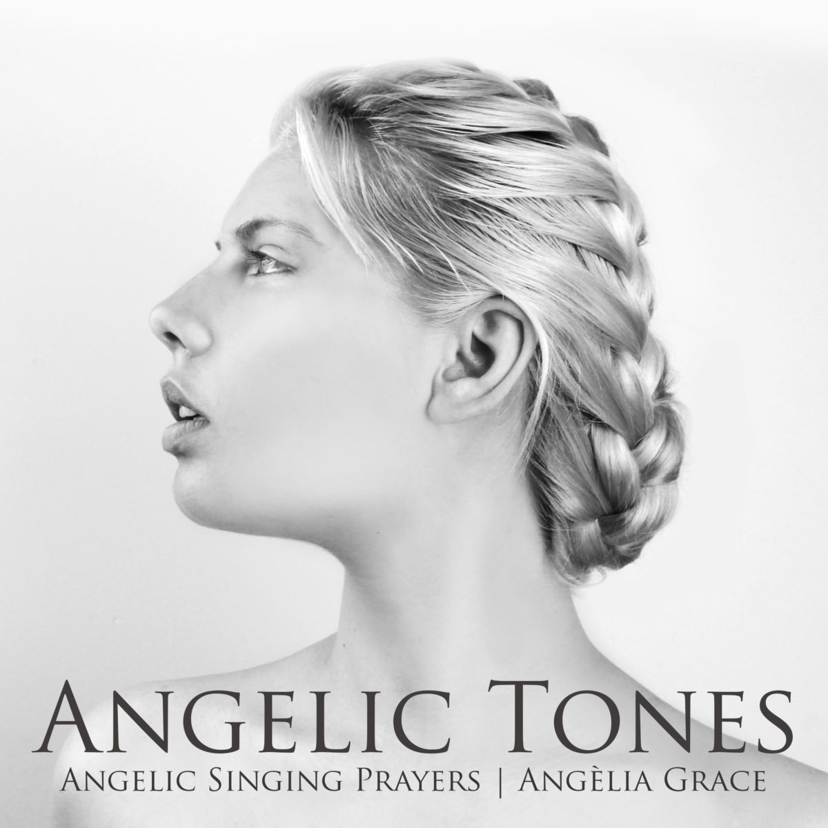 Angelic Tones (album) by Angèlia Grace